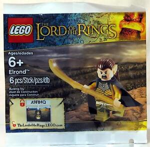 NEW LEGO ELROND MINIFIGURE - LORD OF THE RINGS - SEALED