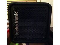 Bass Cab... TC Electronic RS 112 £200... Condition as new... PMT/Andertons new price £400