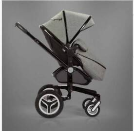 Silvercross surf 2 buggy limited edition Eton grey.*REDUCED*