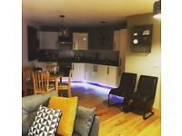 1 Bedroom Modern & Spacious flat with secure parking FURNISHED. FROM JAN 2019