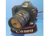 Canon 1D Mk iii with Sigma 70mm - 300mm Lens