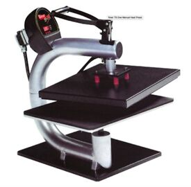 HTV Heat Press - Siser TS One Heat press in perfect condition.