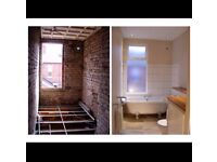 Bathroom and Kitchen fitting, Decorationg and Plumbing - free quote. discount till may