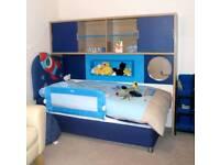 NEXT Boy's Overhead Bed Storage Unit