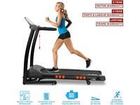 JLL S300 Digital Folding Treadmill - Brand new