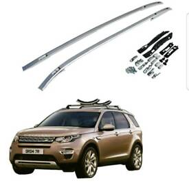 Land Rover Discovery Sport, roof rails