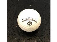 Jack Daniels Golf Ball