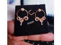 22K 22ct Yellow Gold Earrings