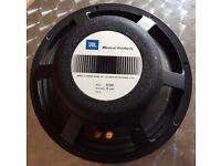 "JBL K120 Alnico 12"" Speaker - 8 Ohm, Original Cone (Fender amp, guitar)"