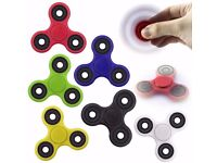 Standard FIDGET SPINNERS 60p Hand Finger Spinner Spin Bearing Focus Stress ADHD FREE UK DELIVERY