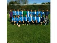 Football players wanted Stockport Sunday league