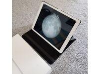iPad Pro 12.9 Inch 1st Gen White 128GB 4G/Cellular Unlocked