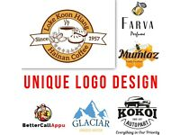 Get Logo Design - Experienced Graphic Designer. Save Time & Money. Exclusive Design.