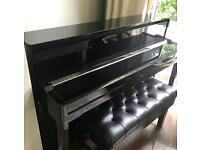 Yahama NU1 upright piano