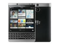 Blackberry Passport Silver Edition Smartphone