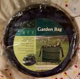 New, unused storage bag.