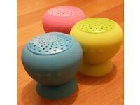 Mini Mushroom Bluetooth Speaker - Brand New