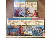 Enid Blyton, The Famous Five collection
