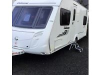 2010 Swift Colonsay (Fixed Bed)