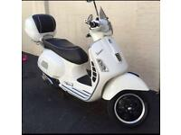 Vespa Bike For Sale – Kingston - £2250