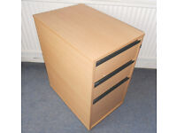3 Office Drawer Pedestal Units - Filing Cabinets - £20 each
