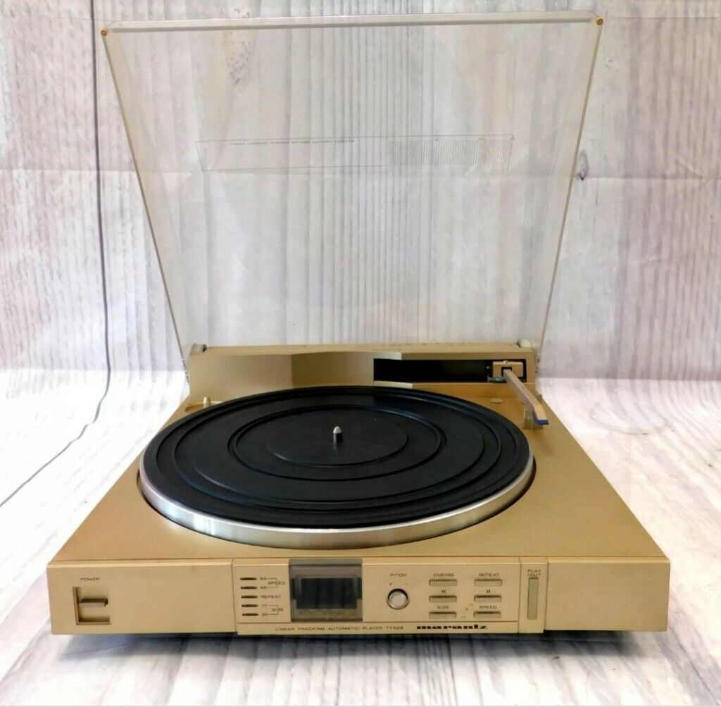 Marantz TT525 Turntable | in Islington, London | Gumtree