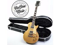 1980 Gibson USA Les Paul Standard Natural Gloss Finish & Hard Case