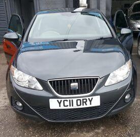 2011 SEAT Ibiza 1.4 SE **LOW MILEAGE** Copa (Limited Edition)