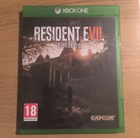 RESIDENT EVIL 7 BIOHAZARD GAME FOR MICROSOFT XBOX ONE - XBOX ONE X 4K COMPATIBLE