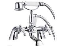 King 4 bath shower mixer tap