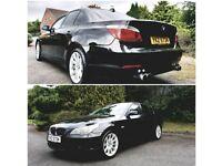 STUNNING LOW MILAGE BMW 520i 2.2 SPORT 320 a4 Passat civic golf leon astra Octavia