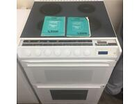 60cm electric cooker can deliver