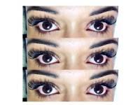 Eyelash Extensions Semi Permanent Individual Lashes Lash Enhancements £30