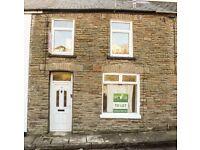 FOR RENT! Spacious, 2-bedroom house on Station Terrace, Bedlinog. £450 PCM.