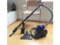 Dyson DC26 with additional hardwood floor attachment