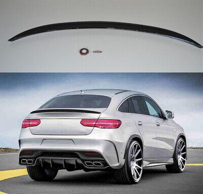 Spoiler Mercedes Benz Gle Coupe C292 2015-2019 Schwarz Helligkeit Spoiler