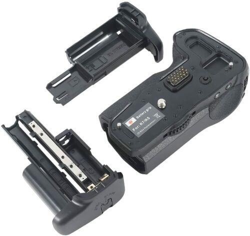 DSTE Replacement for Pro D-BG4 Vertical Battery Grip Compatible Pentax K-7 K-5 K