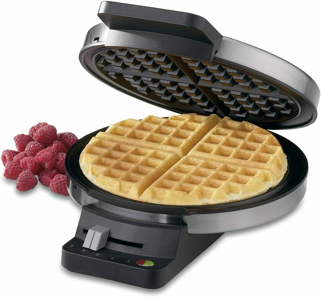 Cuisinart WMR-CA Waffle Maker - 1 x Round Waffle