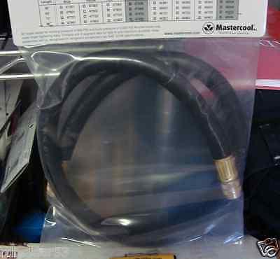 Mastercool 94136 Black Charging Vacuum Refrigerant 38 36 Hose Nylon Barrier