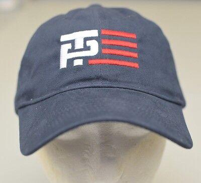 TRUMP PENCE Hat *45th President* -MAKE AMERICA GREAT AGAIN - TP US Flag Navy Cap