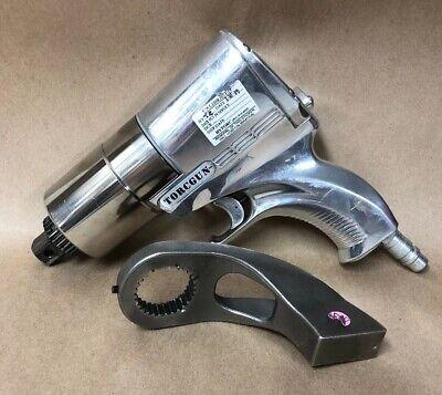 Hytorc Torcgun Pneumatic Torque Wrench 34 Jgun Single Speed 1 30-1231ft-lbs