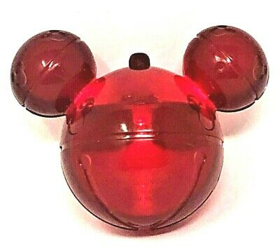 Light Up Cube (New! Disney Parks Disneyland Red Glow Cube Light Up Christmas)