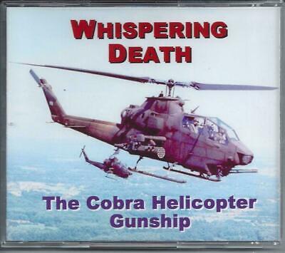 WHISPERING DEATH (THE COBRA HELICOPTER GUNSHIP) 45min VIETNAM WAR DVD  ++ ()