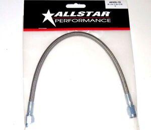 Braided Stainless Steel Brake Line Hose 12