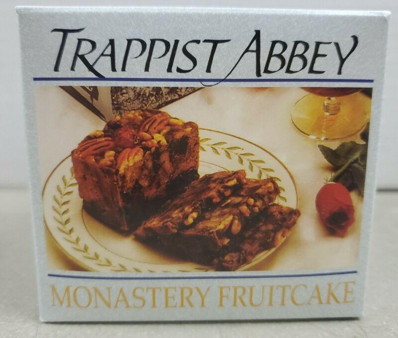 Trappist Fruit Cake 1 Lb