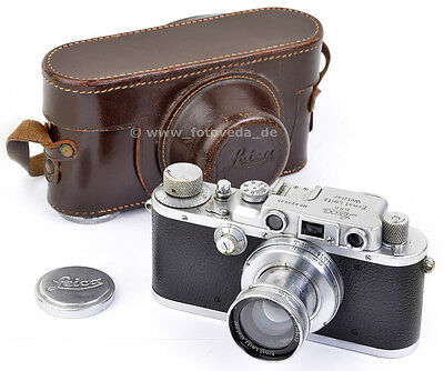 Leica IIIb Nr.333625 + Leitz Summar 5cm 1:2 Nr.348432 ! ORIGINAL & TOP & CLEAN !