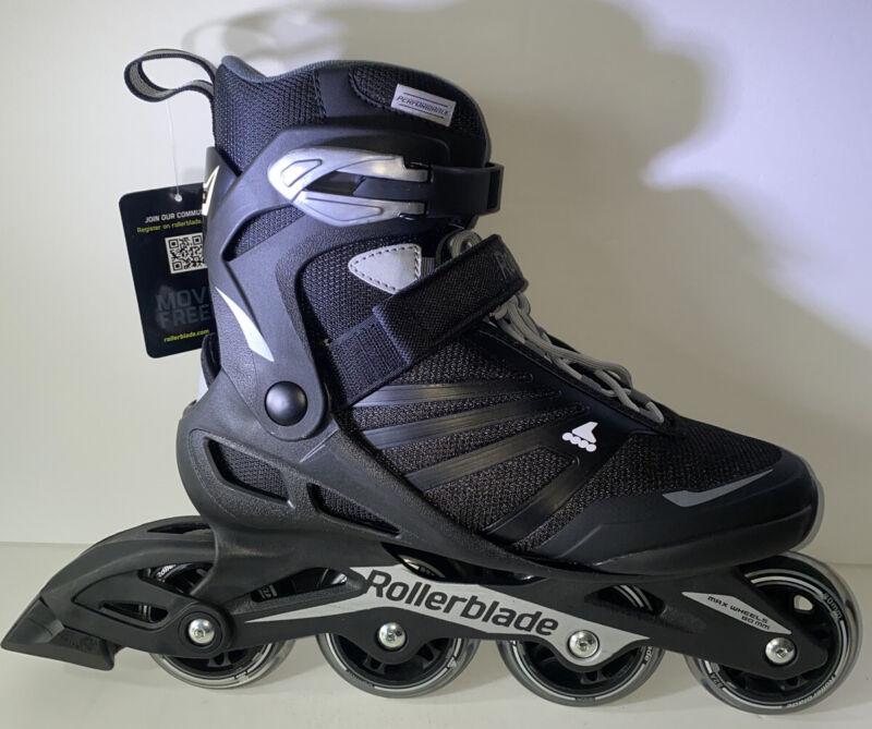 Rollerblade Zetrablade Mens Adult Inline Skate, Size 10 , RIGHT SKATE ONLY