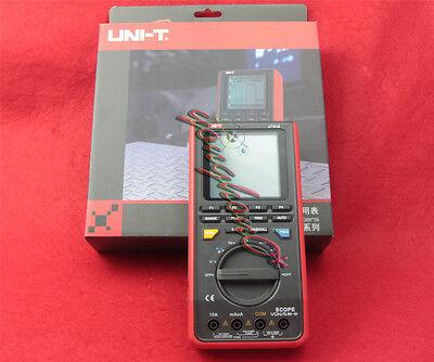 Lcd Digital Scopemeter Multimeter Oscilloscope Wusb Lcd Uni-t Ut81b Tester