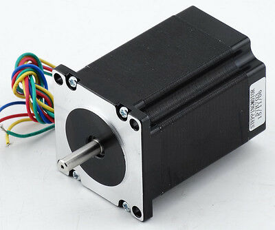 Nema 23 Stepper Motor 2,0Nm 285oz-in Shaft 6.35mm fürCNC Schrittmotor Steuerung