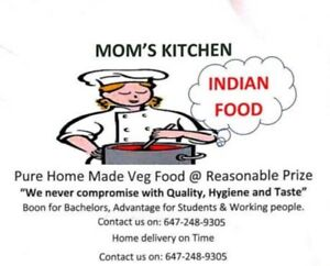 Tiffin service and catering